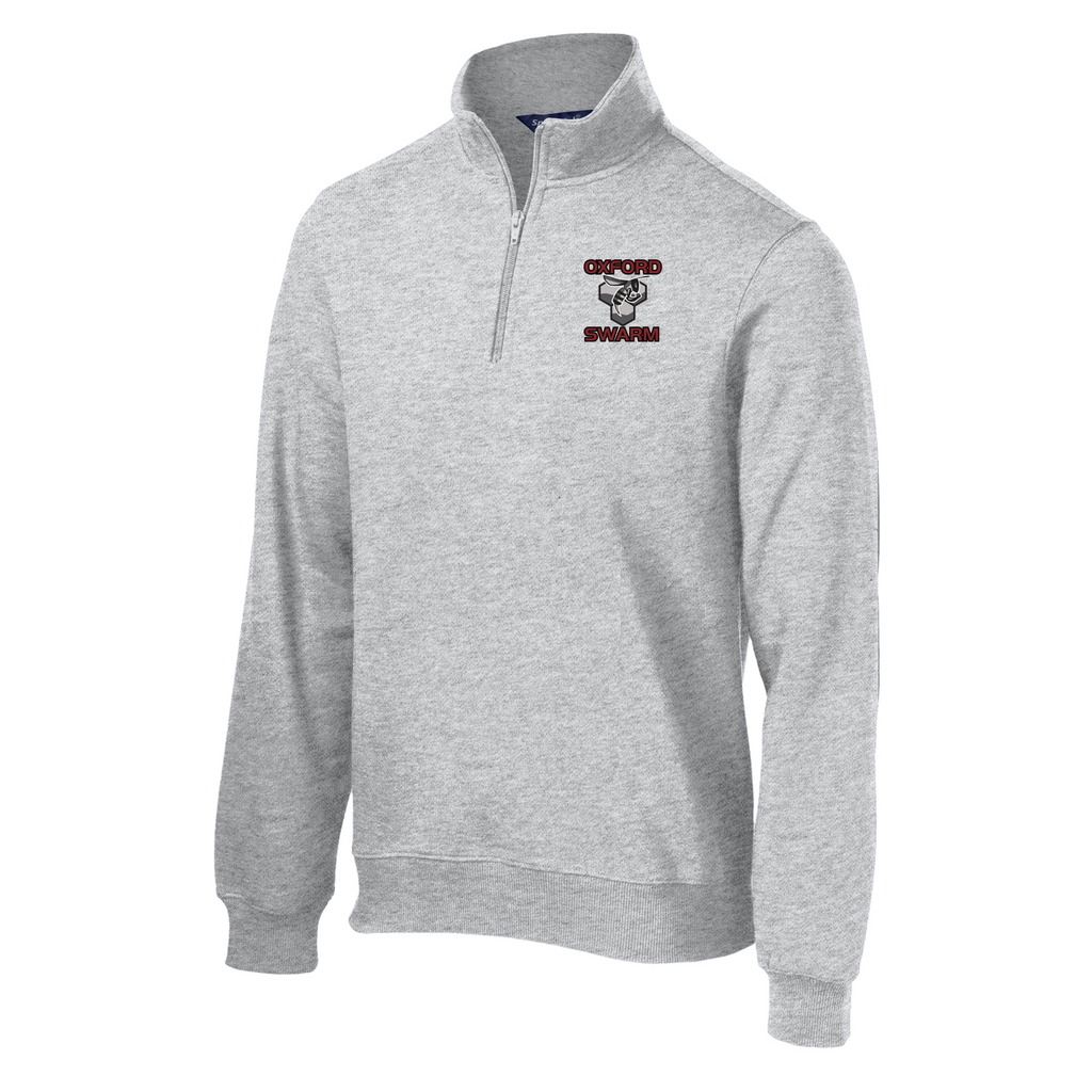 Oxford Youth Lacrosse Men's  1/4 Zip Fleece