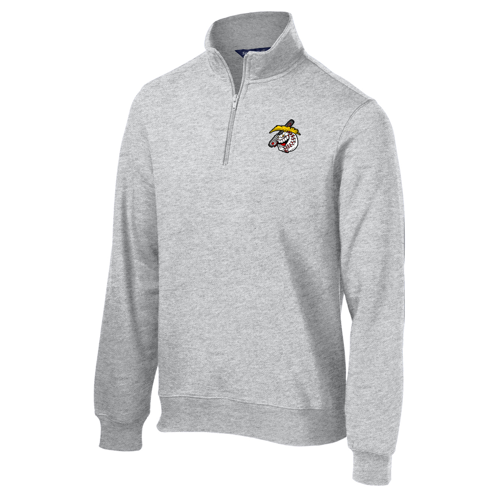 Carolina Slammers 1/4 Zip Fleece