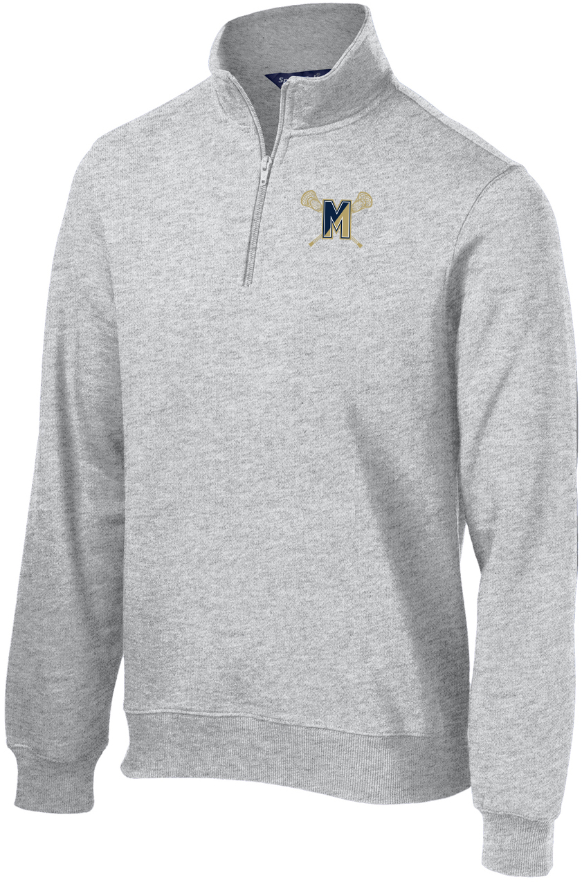 Malden Lacrosse 1/4 Zip Fleece