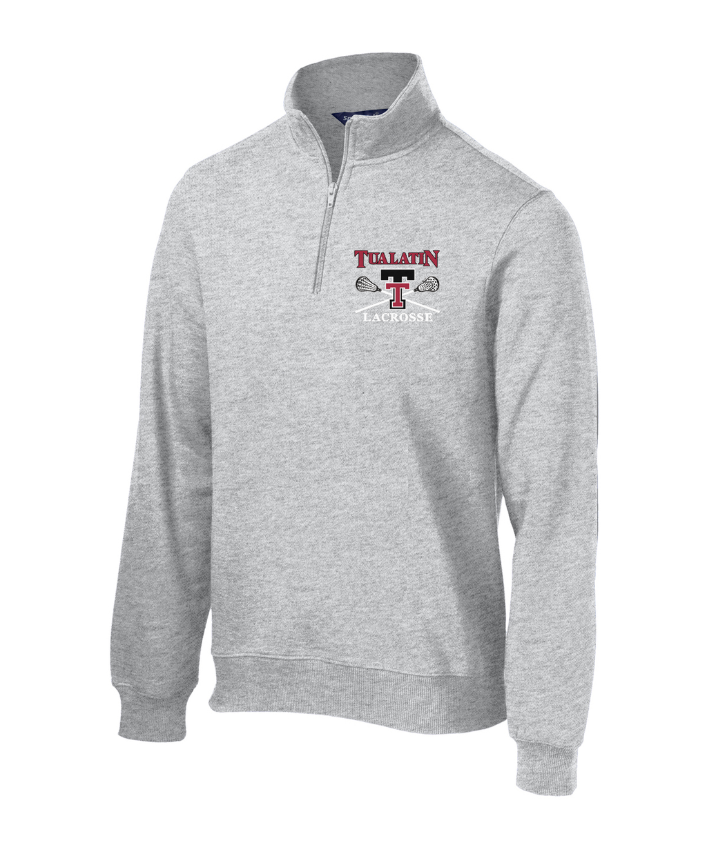 Tualatin Athletic Heather 1/4 Zip Fleece