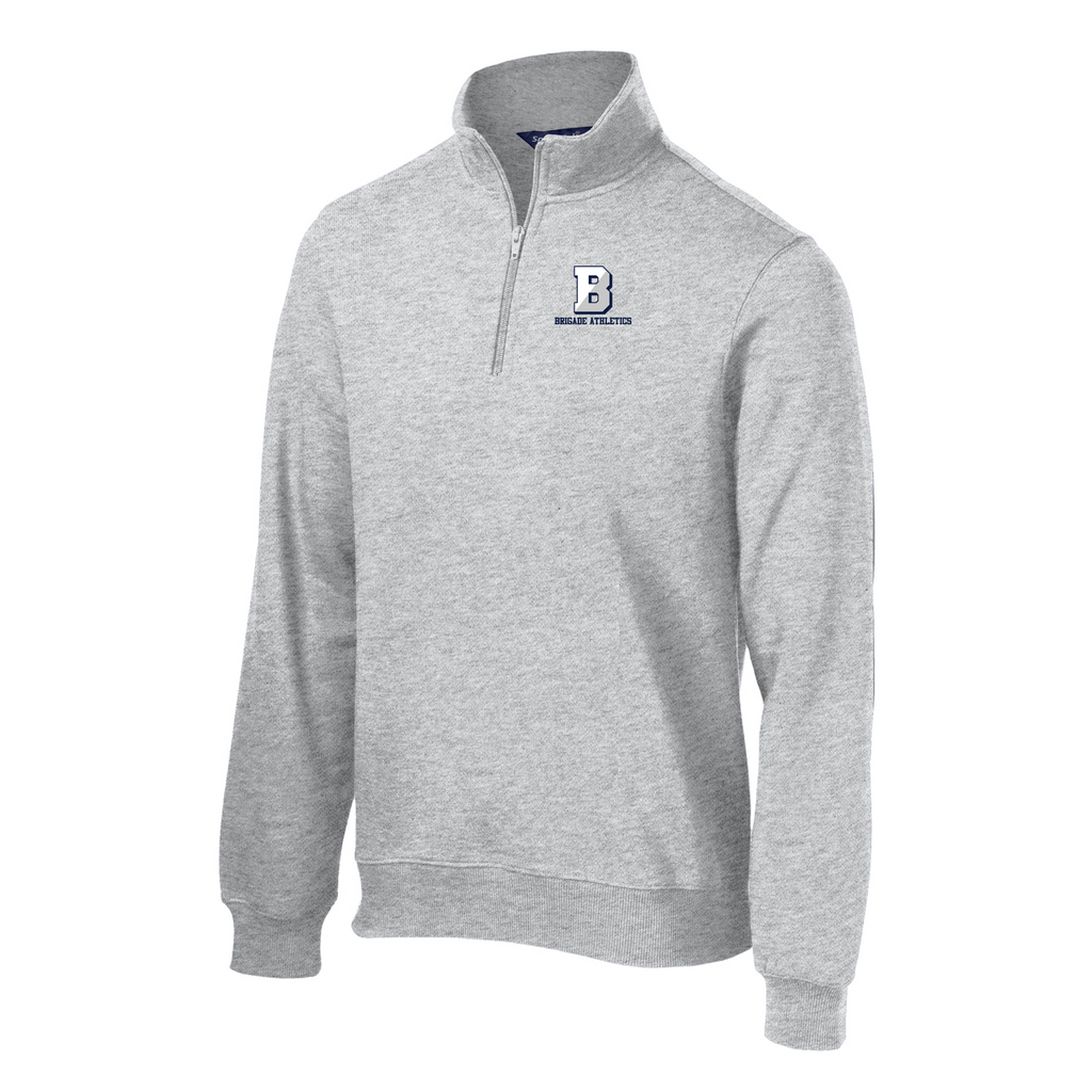 Brigade Athletics 1/4 Zip Fleece