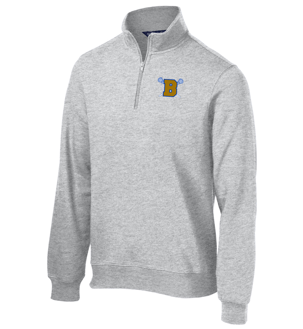 Brentwood 1/4 Zip Fleece