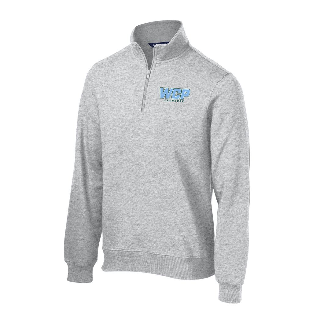 WCP Girls Lacrosse  1/4 Zip Fleece
