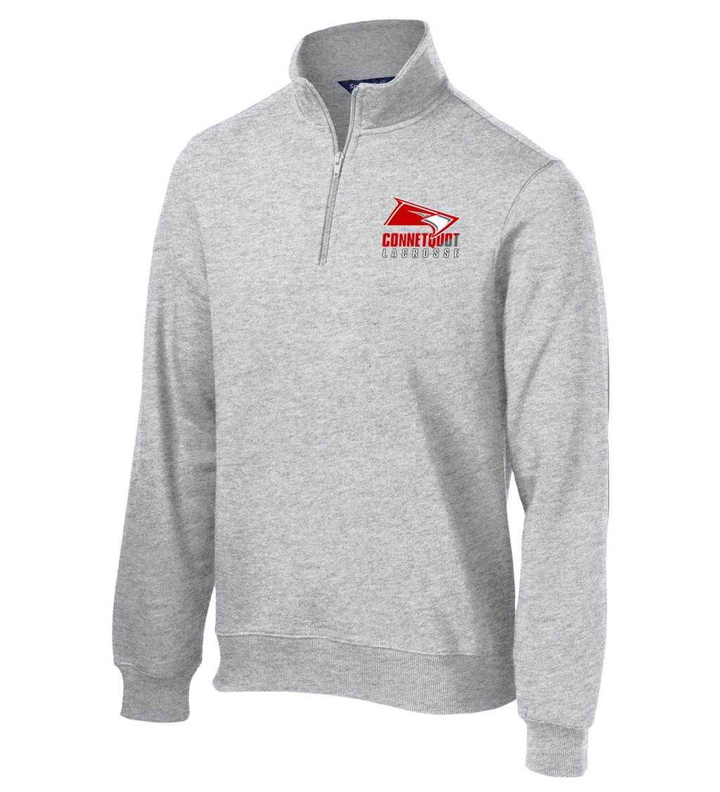 Connetquot Lacrosse  1/4 Zip Fleece