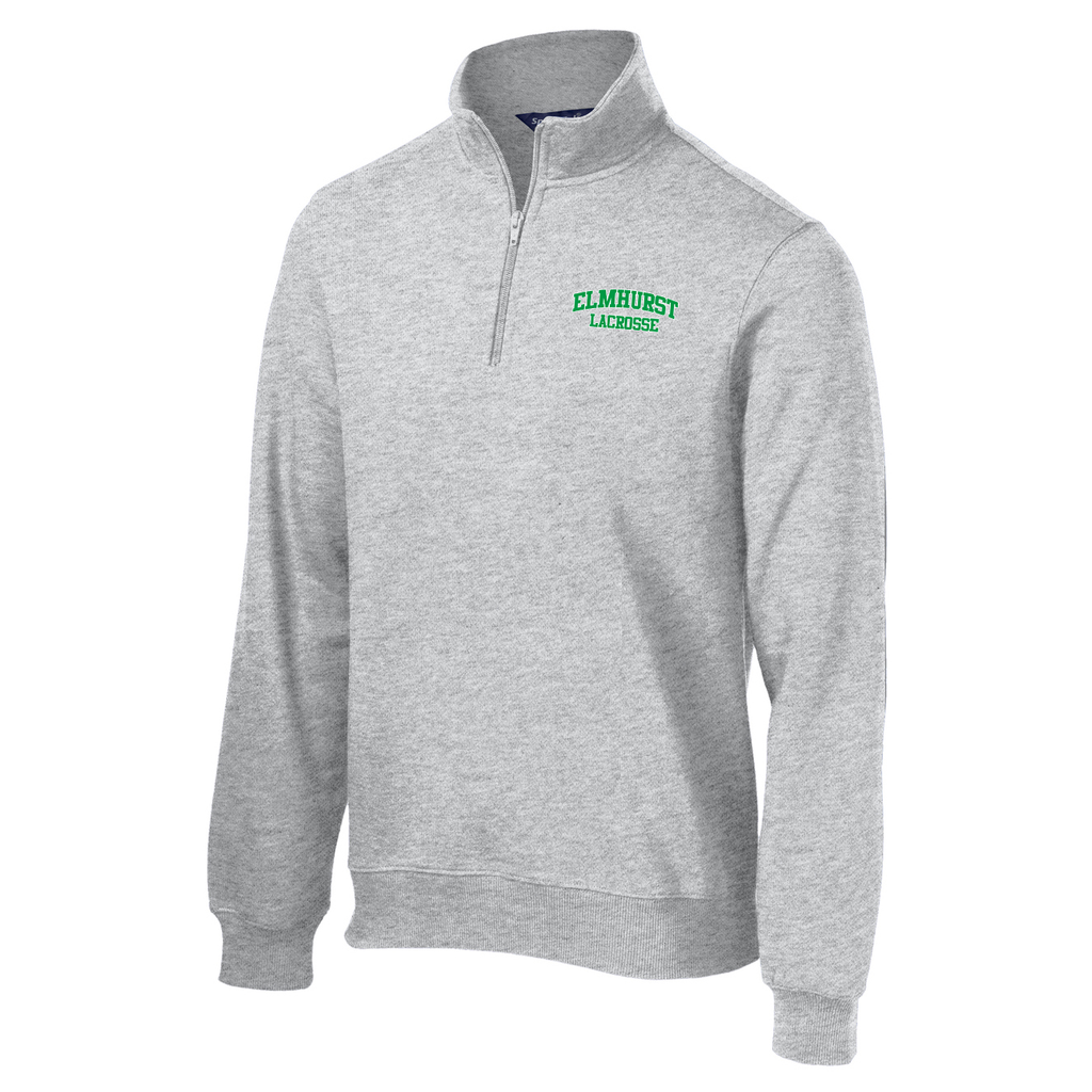 Elmhurst Lacrosse 1/4 Zip Fleece