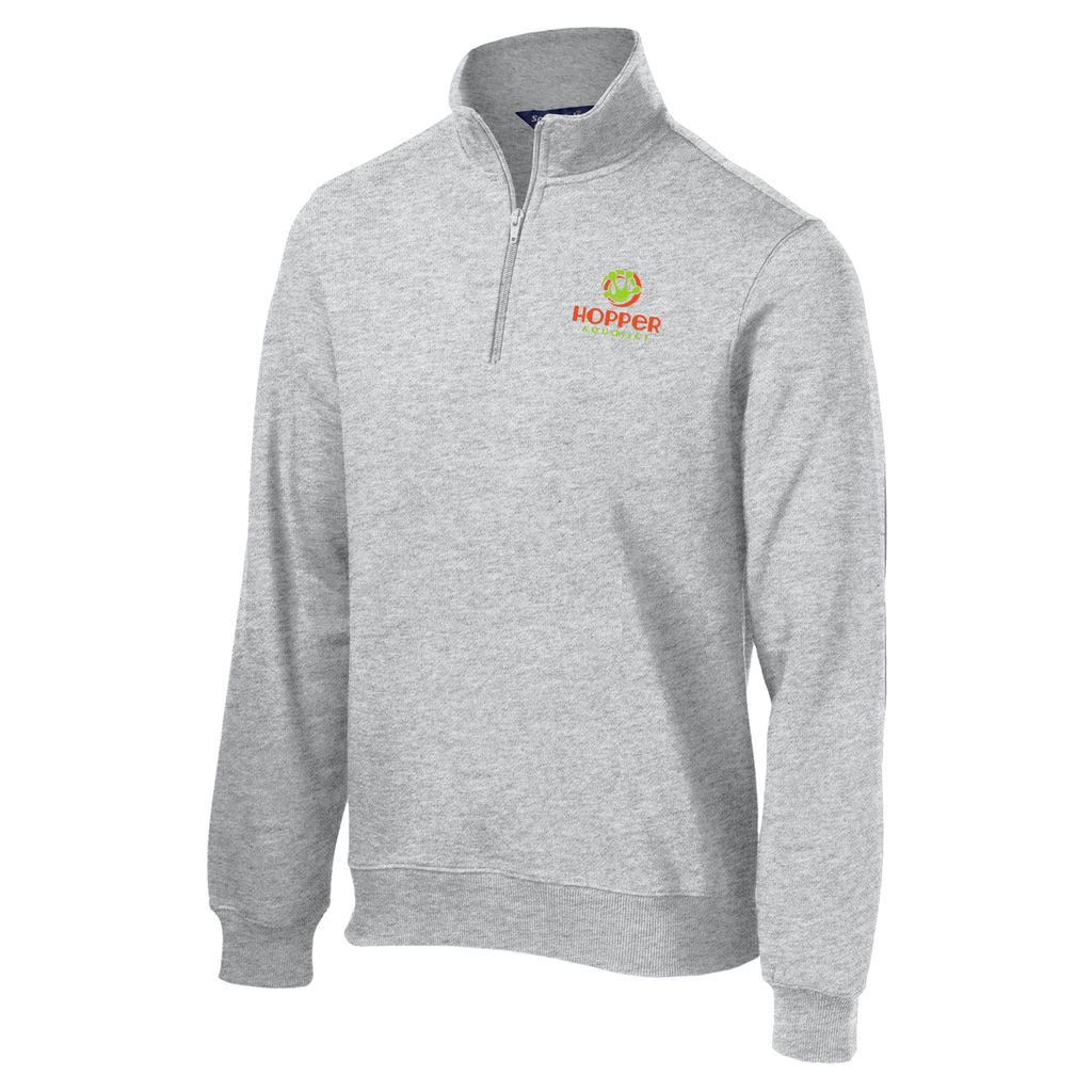 Hopper Aquatics 1/4 Zip Fleece