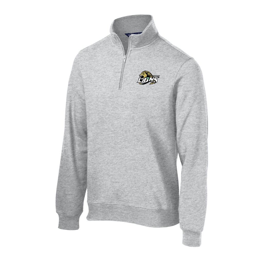 Lanierland Lions 1/4 Zip Fleece