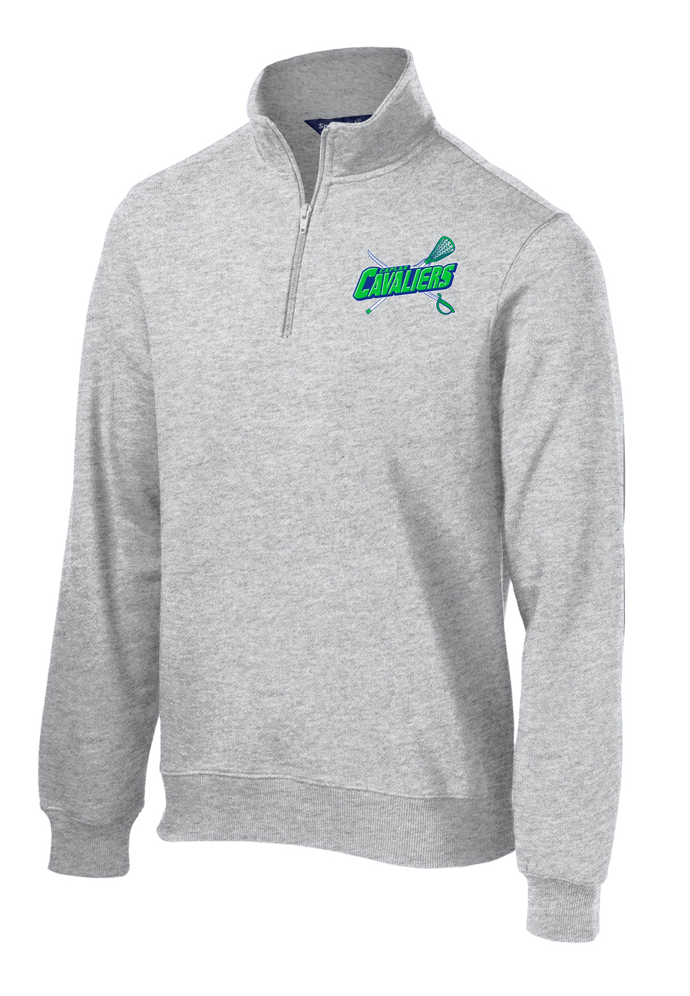 Cavaliers Lacrosse 1/4 Zip Fleece