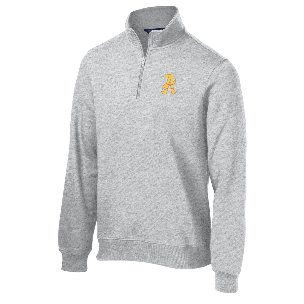 Amherst  Softball 1/4 Zip Fleece