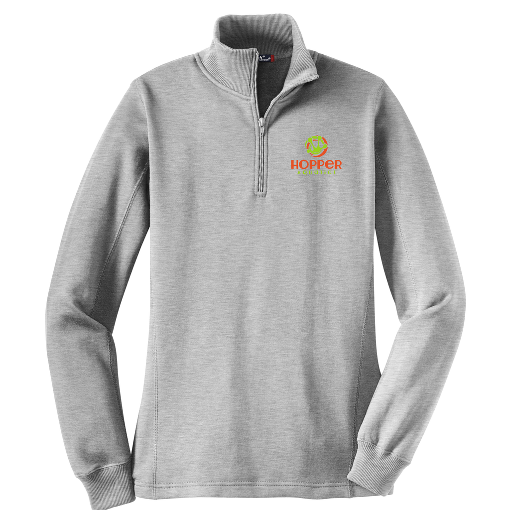 Hopper Aquatics Women's 1/4 Zip Fleece