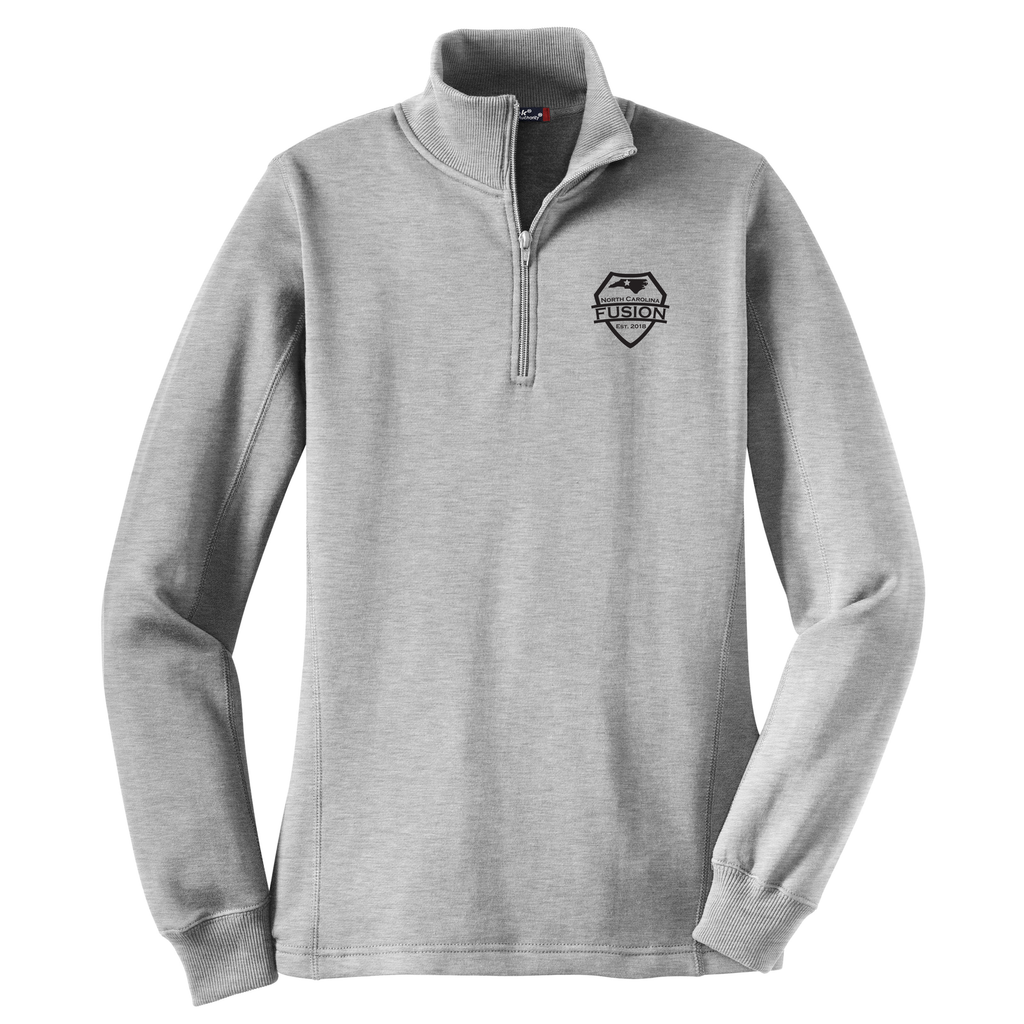 Fusion Lacrosse Women's 1/4 Zip Fleece