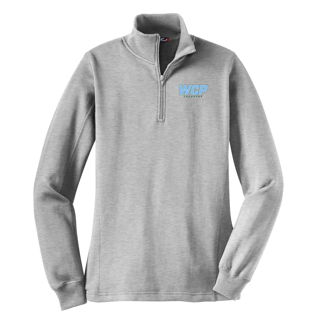 WCP Girls Lacrosse Women's 1/4 Zip Fleece