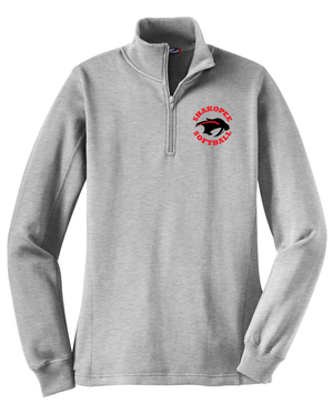 Shakopee Softball Women's 1/4 Zip Fleece