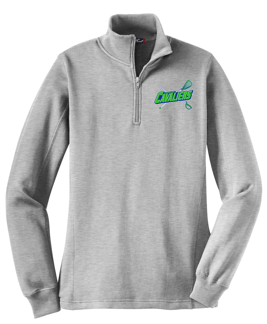 Cavaliers Lacrosse Women's 1/4 Zip Fleece