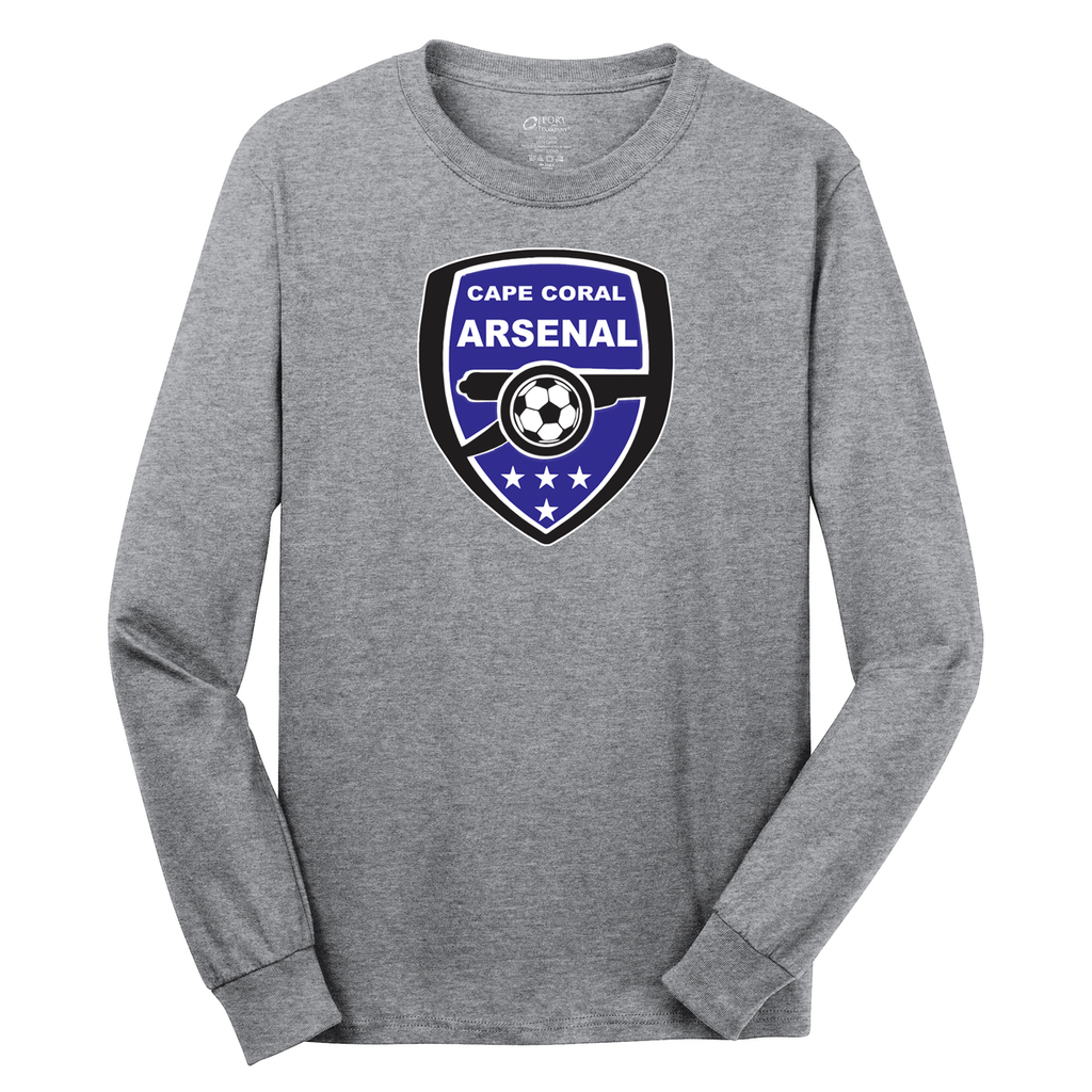 Cape Coral Arsenal Cotton Long Sleeve Shirt