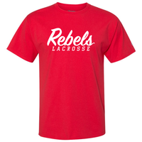 Rebels Lacrosse Champion Short Sleeve T-Shirt