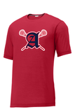 Augusta Patriots Men's Red CottonTouch Performance T-Shirt