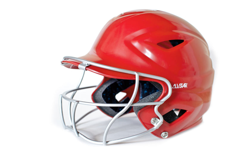 Shakopee Softball Helmet with Facemask