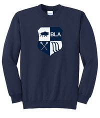 Buffalo Lacrosse Academy Crew Neck Sweater