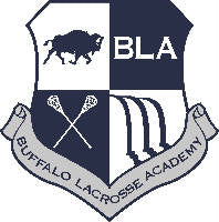 Buffalo Lacrosse Academy Car Decal