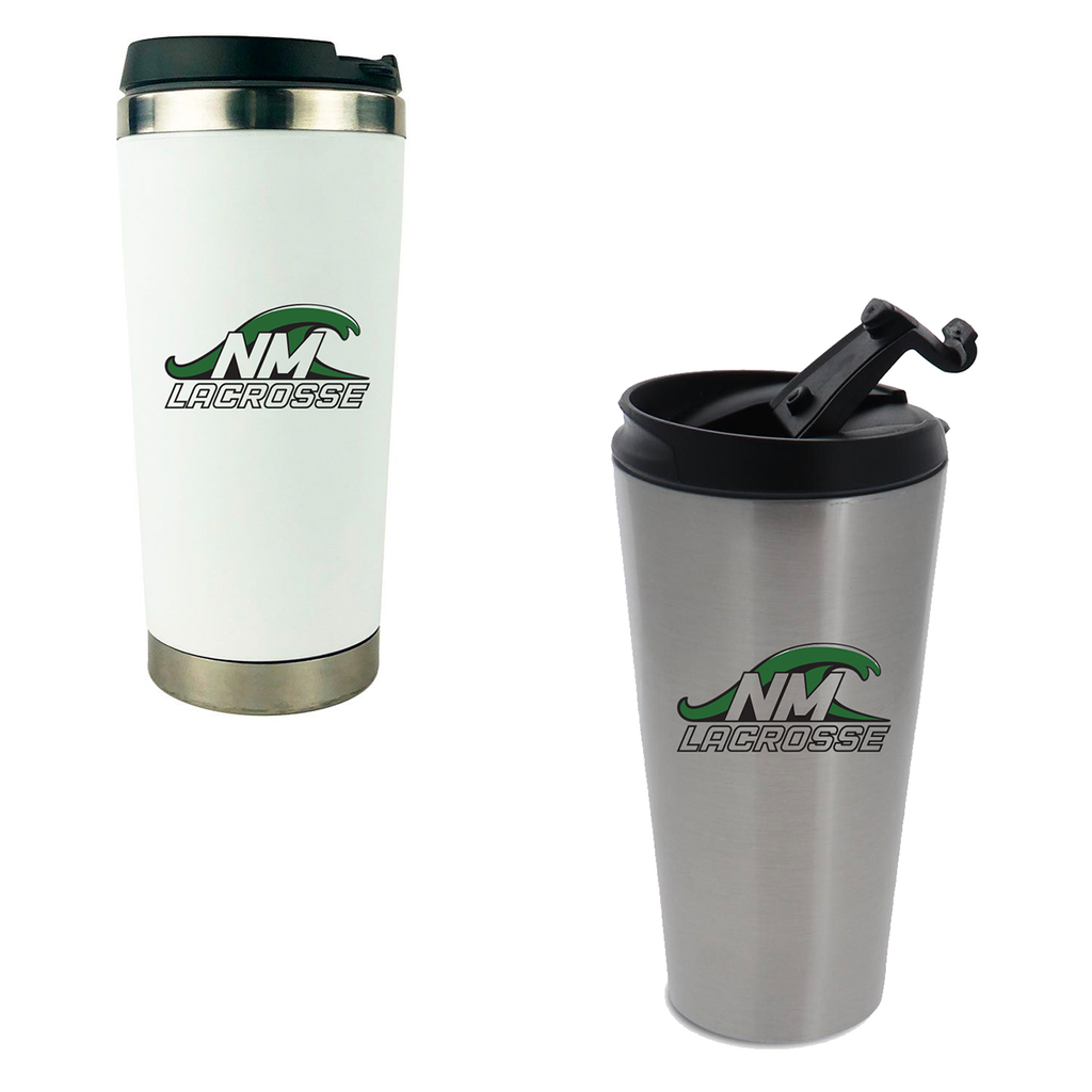 New Milford Youth Lacrosse Sideline Tumbler