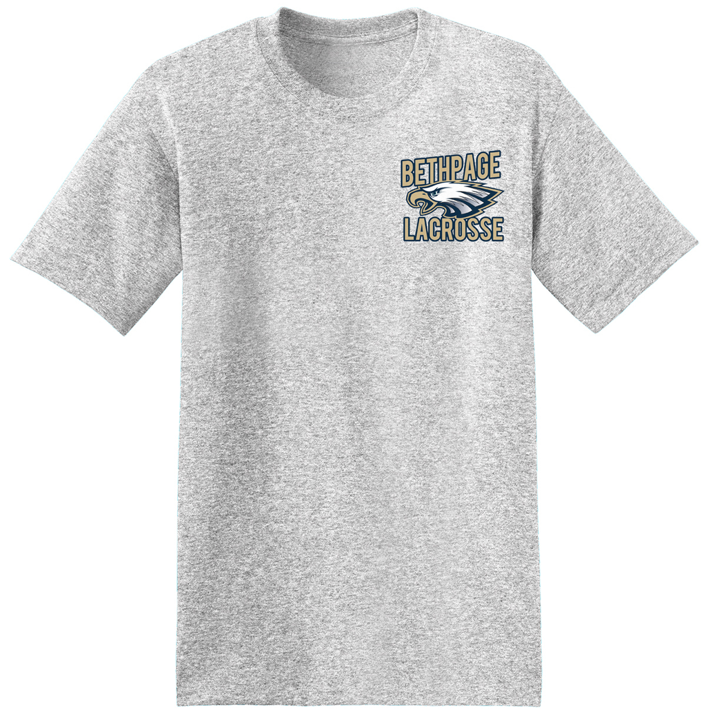 Bethpage Lacrosse Grey T-Shirt