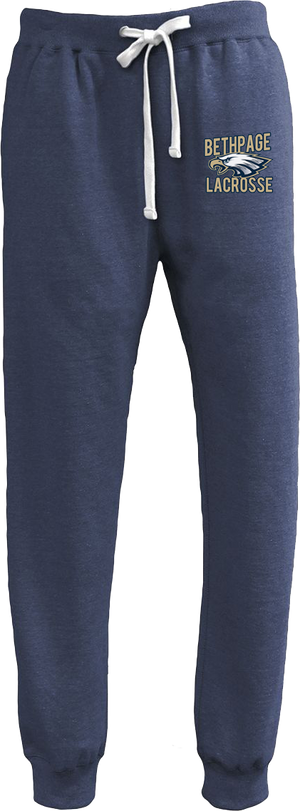 Bethpage Lacrosse Navy Joggers