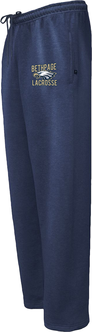Bethpage Lacrosse Navy Sweatpants