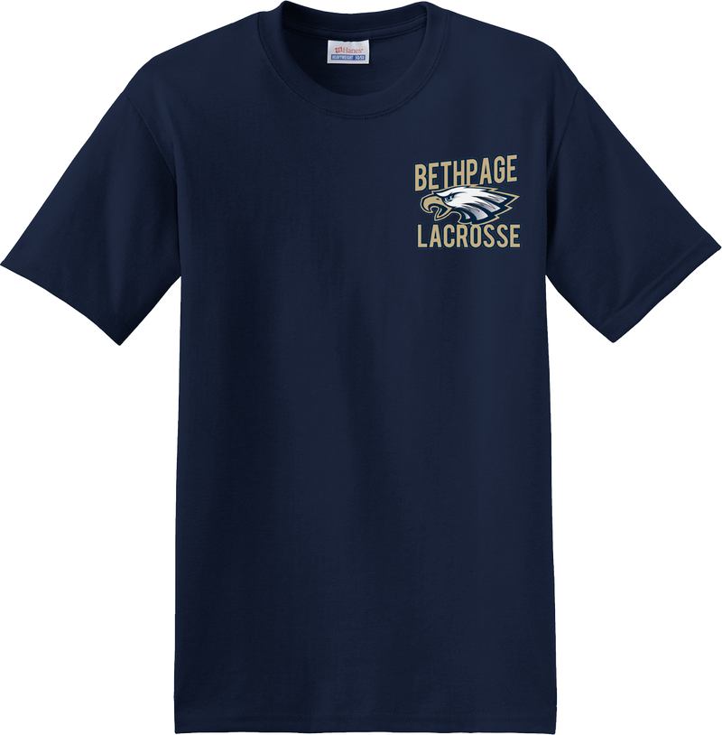Bethpage Lacrosse Navy T-Shirt