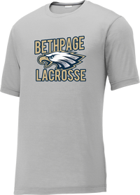 Bethpage Lacrosse Grey CottonTouch Performance T-Shirt