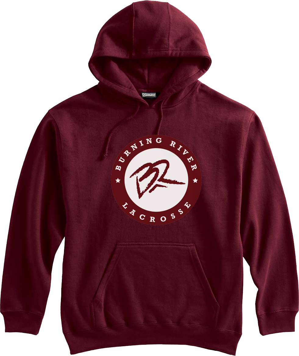 Burning River Maroon Sweatshirt