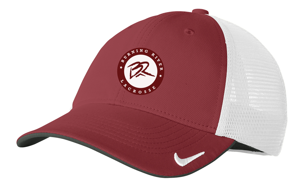 Burning River Nike Dri-FIT Mesh Back Cap