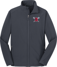 Augusta Patriots Battleship Grey Soft Shell Jacket