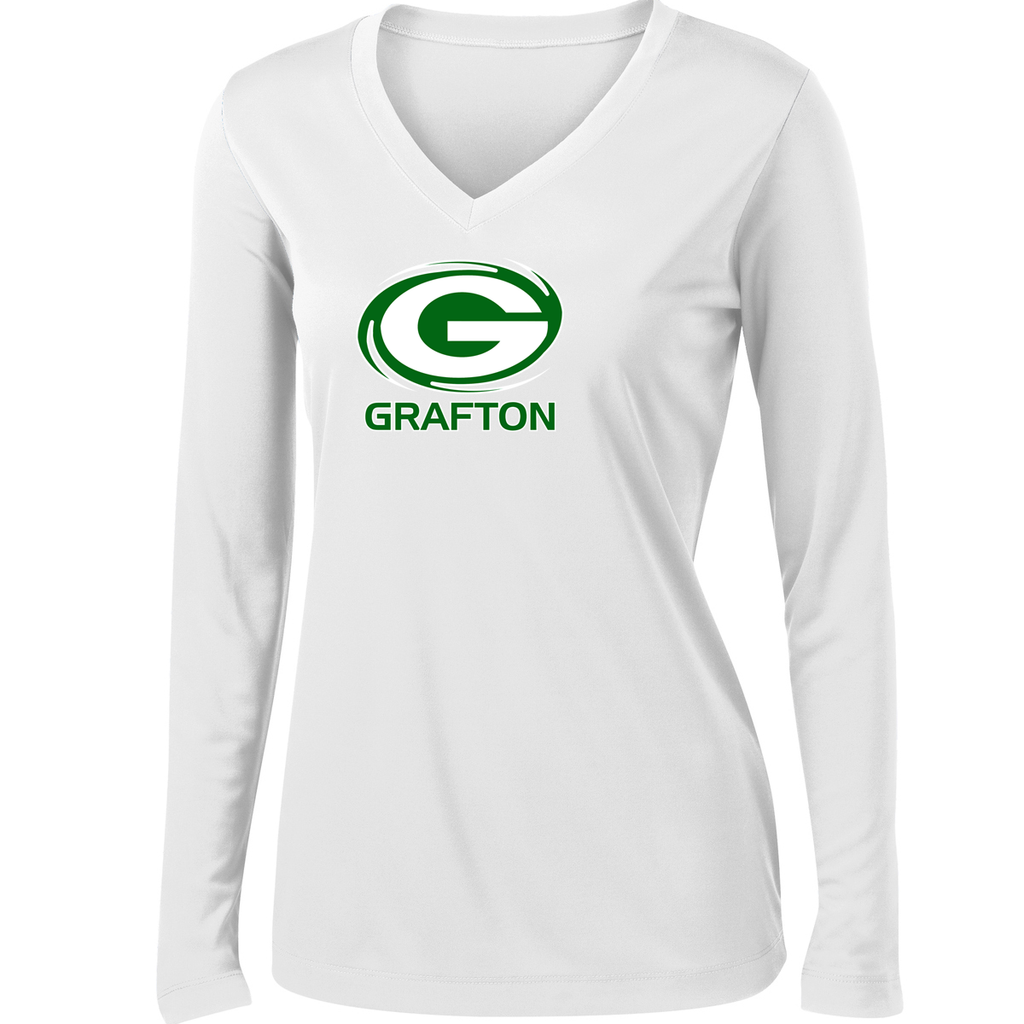 Millbury Street Elementary Women's Long Sleeve Performance Shirt
