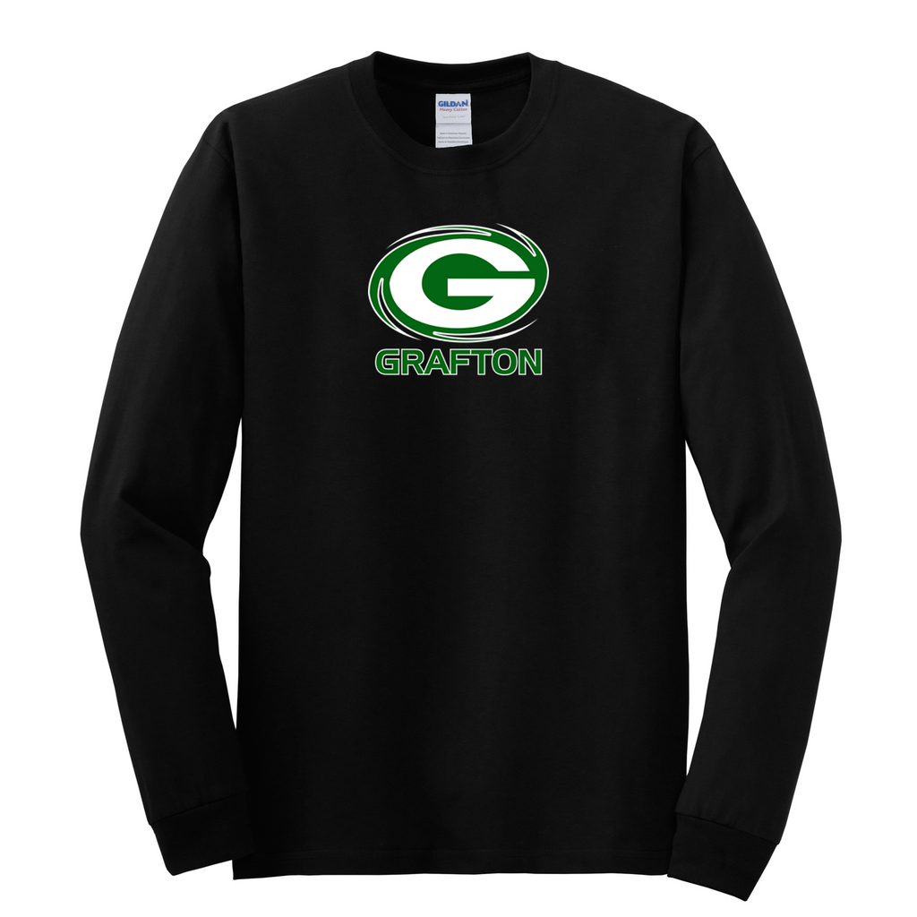Millbury Street Elementary Cotton Long Sleeve Shirt