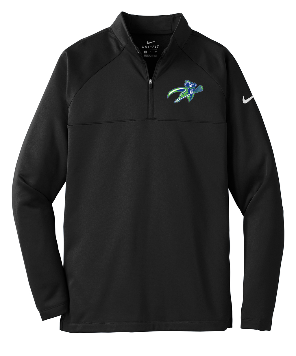 Cavaliers Lacrosse Nike Therma-FIT Fleece