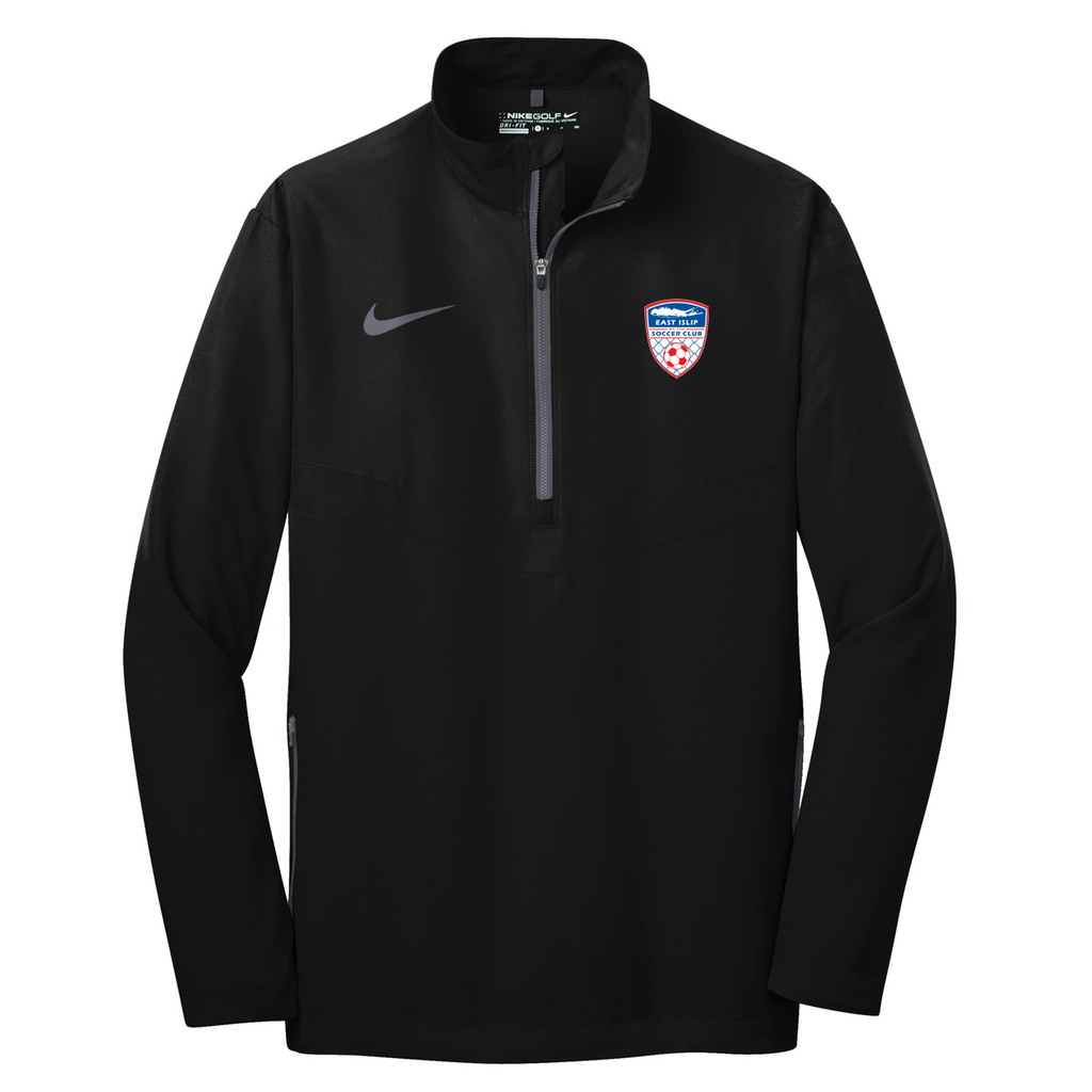 East Islip Soccer Club Nike 1/2 Zip Wind Shirt