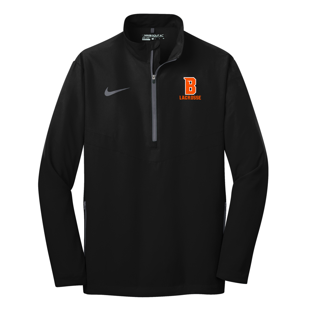 Babylon Lacrosse Nike 1/2 Zip Wind Shirt