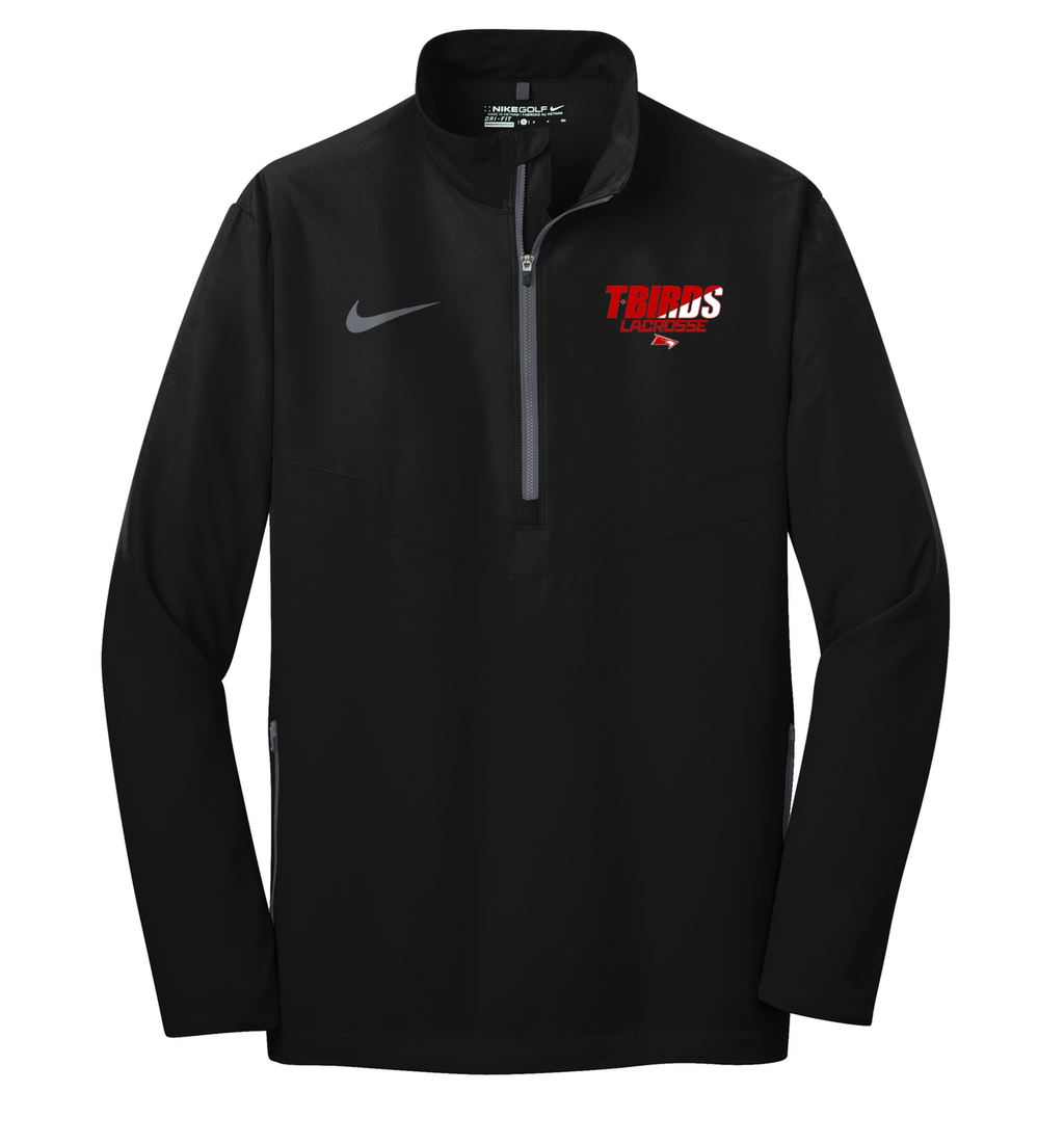 Connetquot Lacrosse Nike 1/2 Zip Wind Shirt