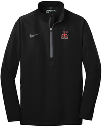 J Camp Fitness Nike 1/2 Zip Wind Shirt