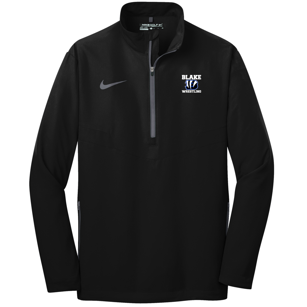 Blake Wrestling Nike 1/2 Zip Wind Shirt