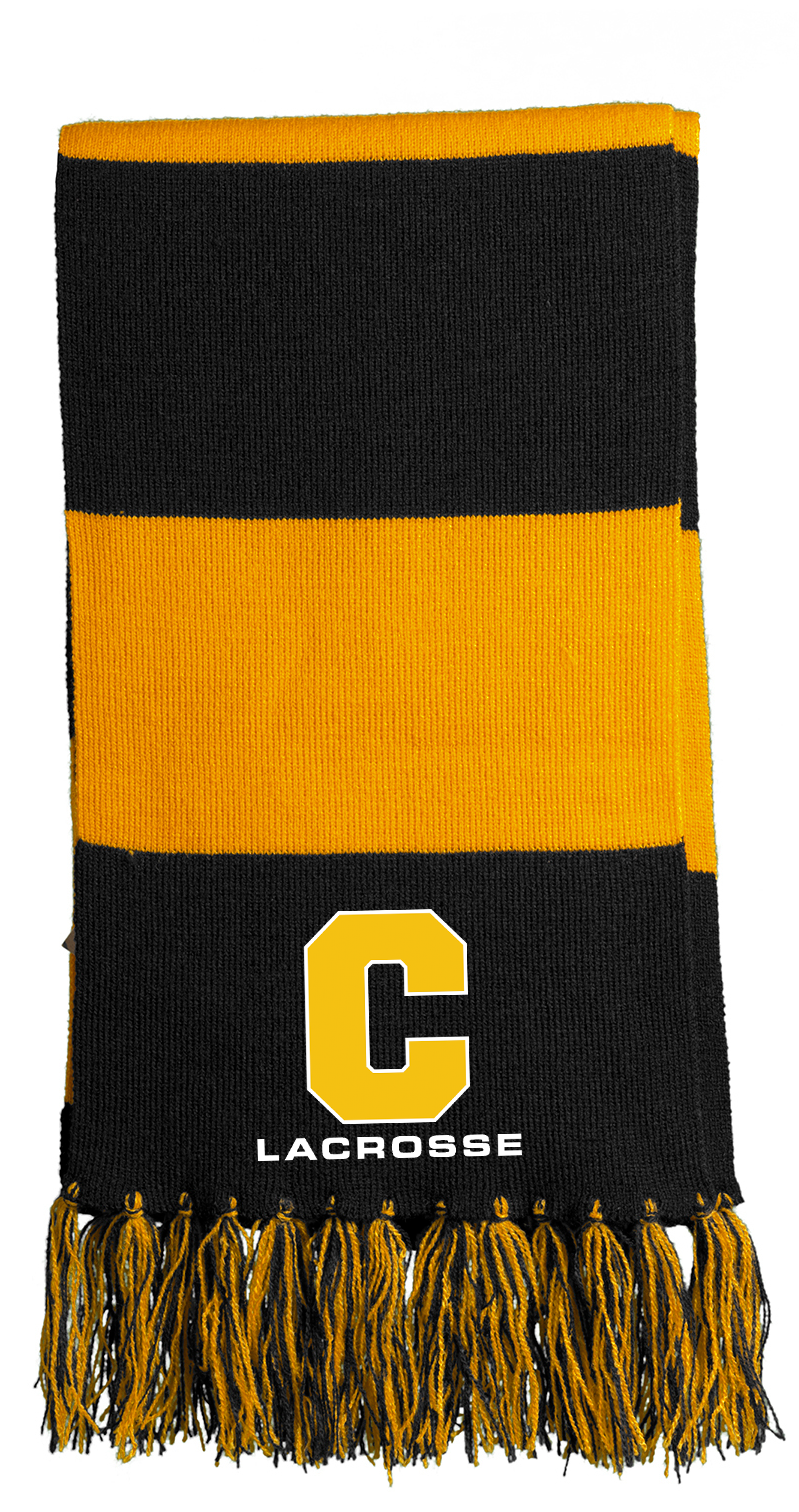 Commack Youth Lacrosse Team Scarf