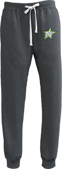 Northstar Baseball Black Heather Joggers