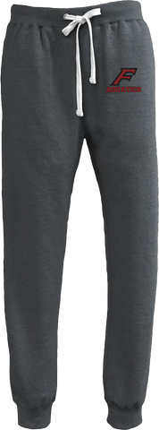 Farmington Aquatics Black Heather Joggers