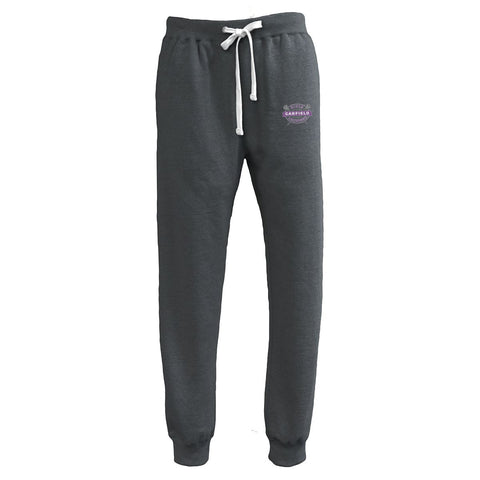 Garfield Black Heather Joggers