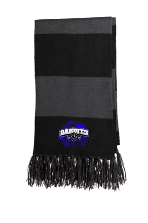 Capital City Bandits Basketball Team Scarf