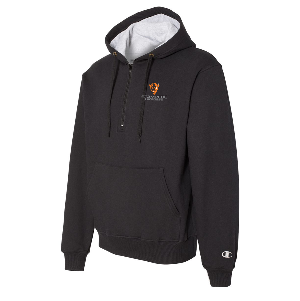 South Suburban Stampede Champion Hooded Quarter Zip