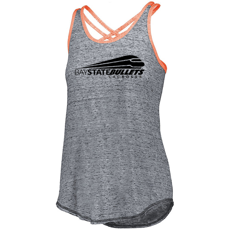 Bay State Bullets Women's Crossback Tank