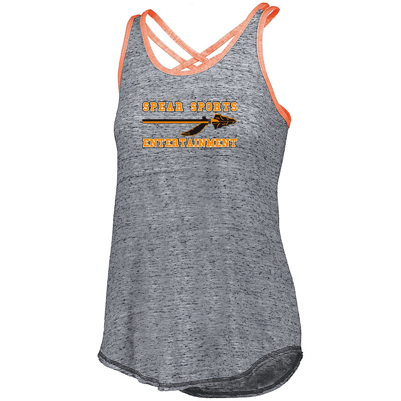 Spear Sports Women's Crossback Tank