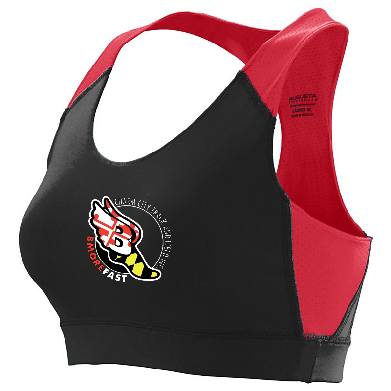 Baltimore City T&F Sports Bra